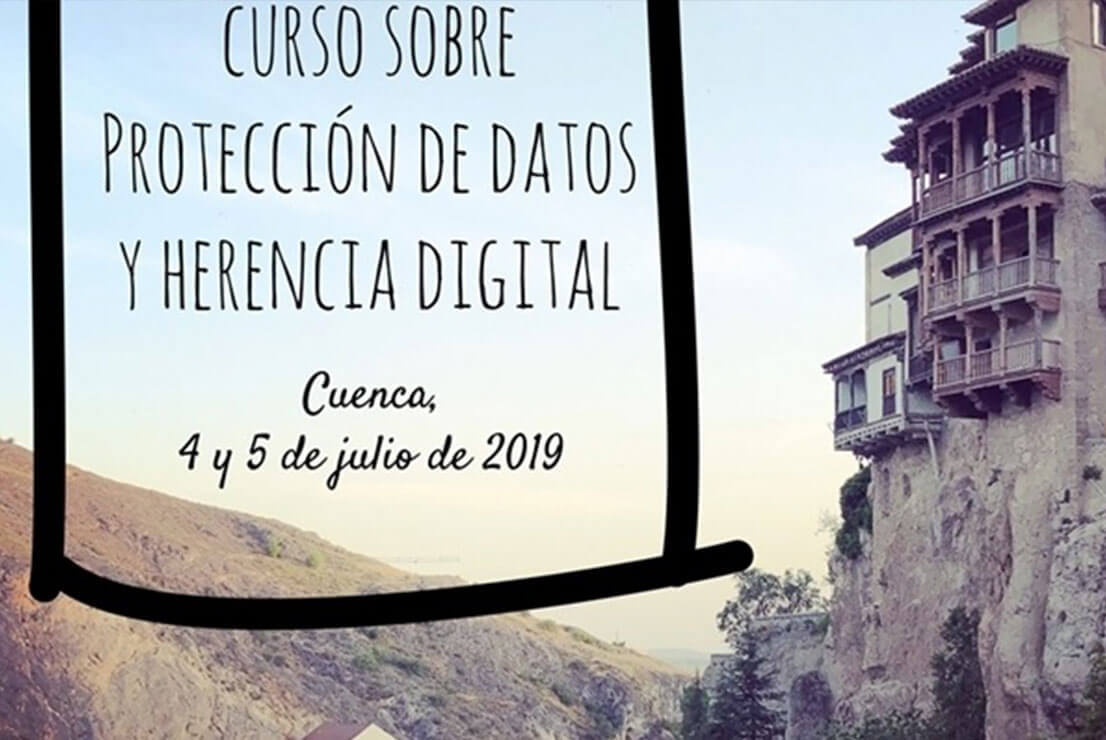 Herencia digital y protección de datos