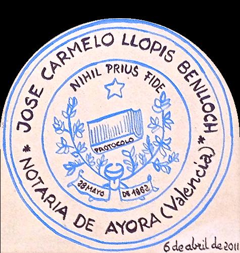 Jurisdicción Voluntaria - Notaria Llopis